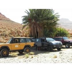 Expedición Chebbi, Del 4 al 11 de Noviembre