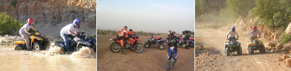 Motos Marruecos